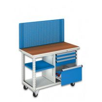 MOBILE WORKBENCH (1200x600x850 mm), 6 Tk.