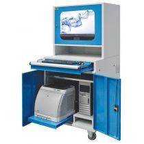 COMPUTER CABINET (800x695x1600 mm)