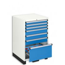CNC TOOL CABINET (710x690x1094 mm)